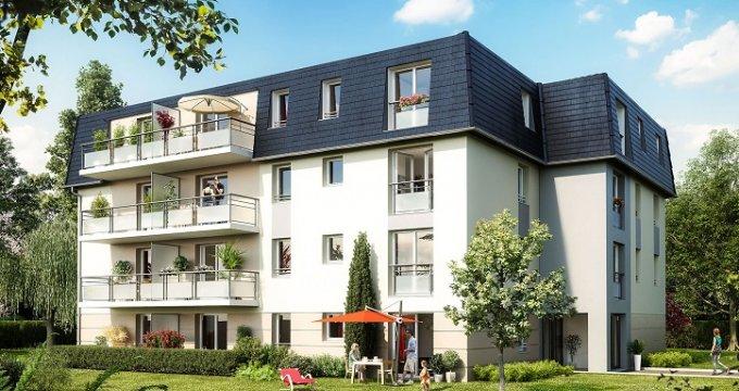 Achat / Vente programme immobilier neuf Amnéville proche pôle d'activités (57360) - Réf. 2034