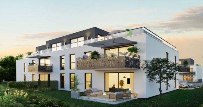 Achat / Vente programme immobilier neuf Bartenheim proche de la frontière (68870) - Réf. 4025