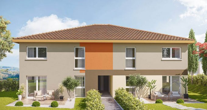 Achat / Vente programme immobilier neuf Berstheim au vert à 10 minutes de Brumath (67170) - Réf. 2269