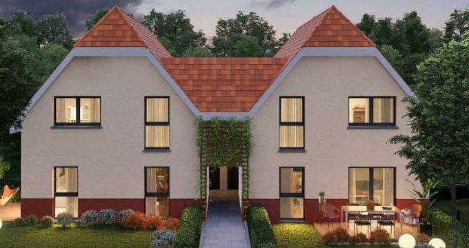 Achat / Vente programme immobilier neuf Boersch à 4 kilomètres d'Obernai (67530) - Réf. 3886