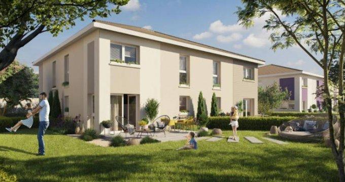 Achat / Vente programme immobilier neuf Cernay à 1 kilomètre de la gare (68700) - Réf. 4680