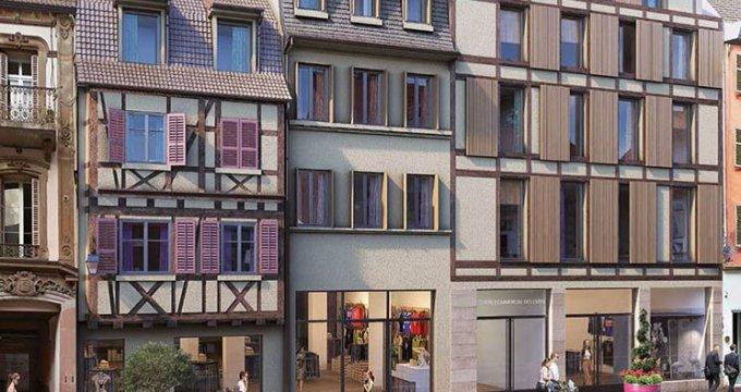 Achat / Vente programme immobilier neuf Colmar coeur de la vieille ville (68000) - Réf. 2320