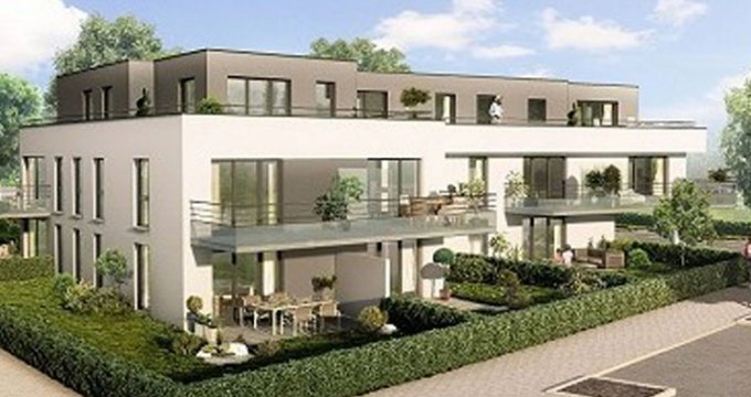 Achat / Vente programme immobilier neuf Gambsheim proche CHU Strasbourg (67760) - Réf. 2253