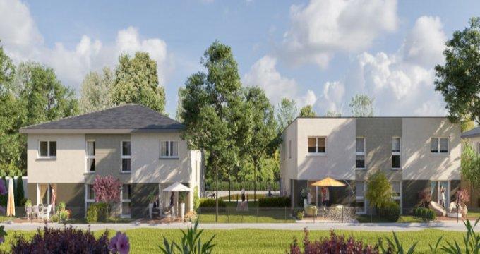 Achat / Vente programme immobilier neuf Gries aux portes de Haguenau (67240) - Réf. 3598