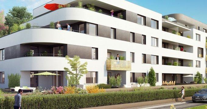 Achat / Vente programme immobilier neuf Haguenau quartier Markenhouse-Munchaker Matzacker (67500) - Réf. 1873