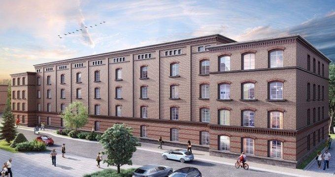 Achat / Vente programme immobilier neuf Haguenau quartier Thurot (67500) - Réf. 640