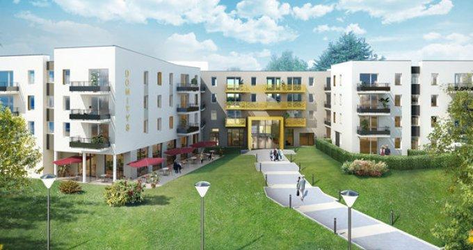 Achat / Vente programme immobilier neuf Kingersheim au calme (68260) - Réf. 1611