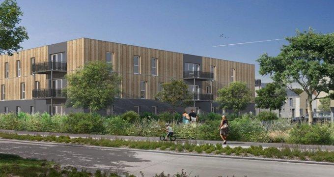 Achat / Vente programme immobilier neuf Metz centre technopole (57000) - Réf. 1707
