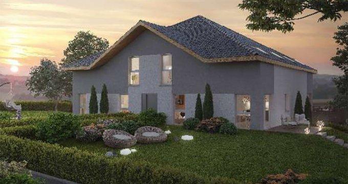 Achat / Vente programme immobilier neuf Minversheim à 10 minutes de Brumath (67270) - Réf. 2270