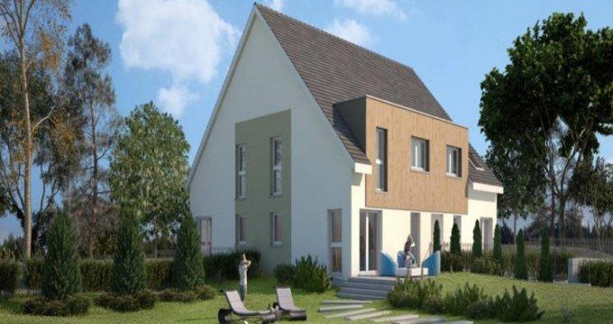 Achat / Vente programme immobilier neuf Muespach-Le-Haut à 15 kilomètres de Bâle (68640) - Réf. 3417