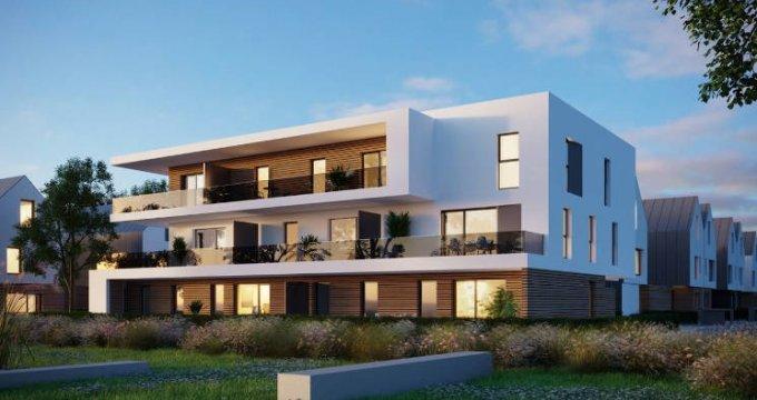 Achat / Vente programme immobilier neuf Mundolsheim proche transports (67450) - Réf. 4195