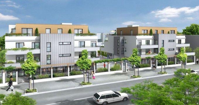 Achat / Vente programme immobilier neuf Nancy (54000) - Réf. 55