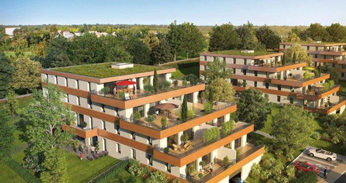 Achat / Vente programme immobilier neuf Nancy (54000) - Réf. 73