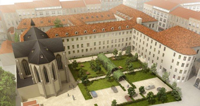 Achat / Vente programme immobilier neuf Nancy hyper-centre résidence seniors (54000) - Réf. 1476