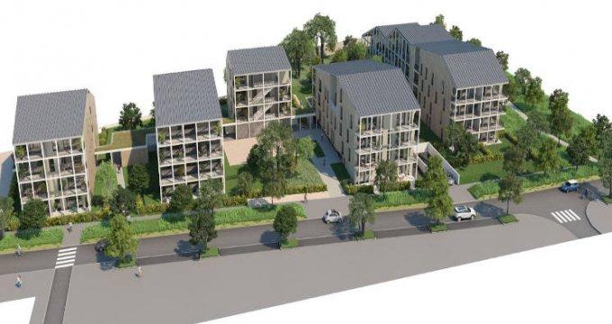 Achat / Vente programme immobilier neuf Reichstett au coeur d'un quartier calme (67116) - Réf. 4366