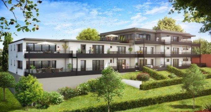 Achat / Vente programme immobilier neuf Saint-Max centre (54130) - Réf. 18
