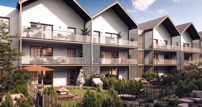 Achat / Vente programme immobilier neuf Strasbourg au cœur du  quartier Cronenbourg (67000) - Réf. 5972
