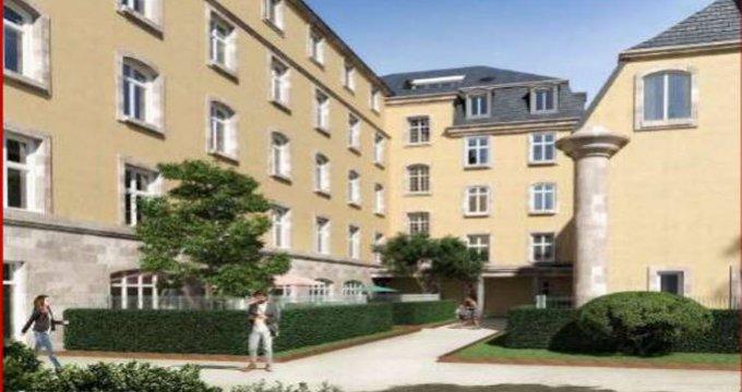 Achat / Vente programme immobilier neuf Strasbourg au cœur du quartier Neudorf (67000) - Réf. 4542