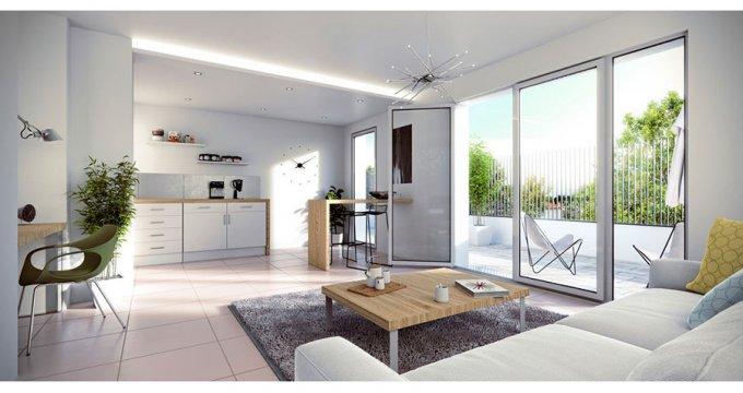 Achat / Vente programme immobilier neuf Strasbourg Neudorf centre (67000) - Réf. 868