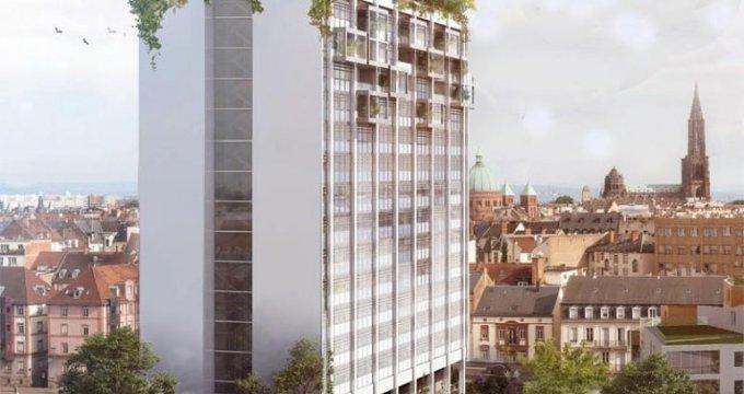 Achat / Vente programme immobilier neuf Strasbourg proche Hyper-centre (67000) - Réf. 3252