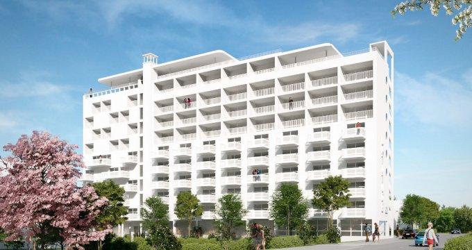 Achat / Vente programme immobilier neuf Strasbourg quartier du Conseil des XV (67000) - Réf. 1511