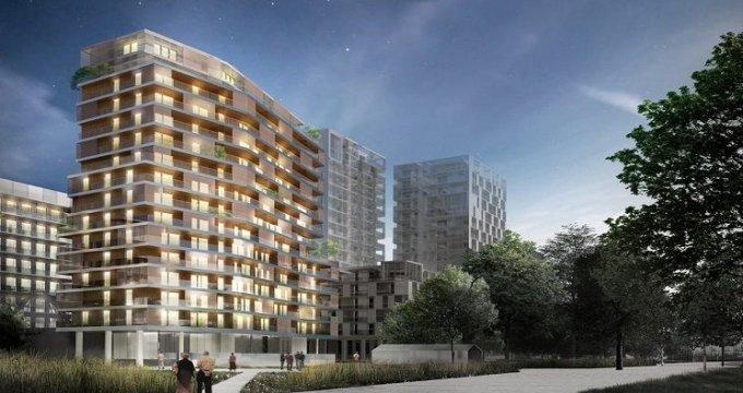 Achat / Vente programme immobilier neuf Strasbourg WACKEN - Proximité Institutions Européennes (67000) - Réf. 647
