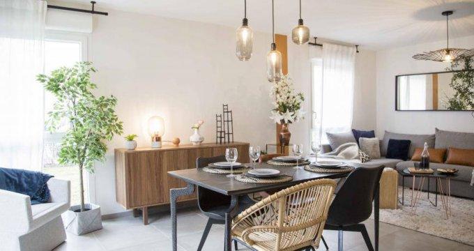 Achat / Vente programme immobilier neuf Sur les hauteurs de la commune (67310) - Réf. 6127