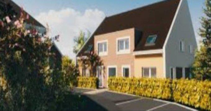 Achat / Vente programme immobilier neuf Uffheim proche Mulhouse (68510) - Réf. 4085