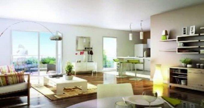 Achat / Vente programme immobilier neuf Vandoeuvre-lès-Nancy proche centre (54500) - Réf. 213
