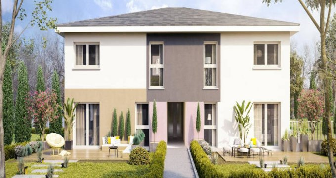 Achat / Vente programme immobilier neuf Wintershouse à 3 minutes de l'école primaire (67590) - Réf. 4083
