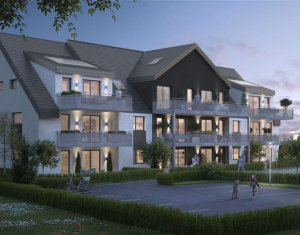 Achat / Vente programme immobilier neuf Achenheim coeur de village (67204) - Réf. 2250