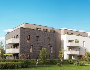 Achat / Vente programme immobilier neuf Achenheim proche Eurométropole (67204) - Réf. 1750