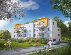 Achat / Vente programme immobilier neuf Altkirch proche commodités (68130) - Réf. 1257