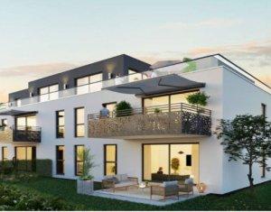 Achat / Vente programme immobilier neuf Bartenheim à 10 min de la gare (68870) - Réf. 4677