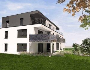 Achat / Vente programme immobilier neuf Bartenheim petite copropriété en plein centre-bourg (68870) - Réf. 6193