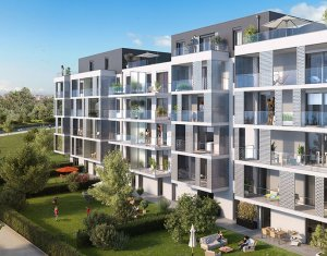 Achat / Vente programme immobilier neuf Bischheim proche cœur de ville (67800) - Réf. 2158