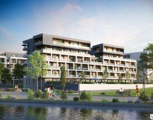 Achat / Vente programme immobilier neuf Bischheim proche quartier Robertsau (67800) - Réf. 2670