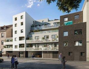 Achat / Vente programme immobilier neuf Bischheim proche Strasbourg et Schiltigheim (67800) - Réf. 6086