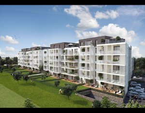 Achat / Vente programme immobilier neuf Bischheim vue canal (67800) - Réf. 1871