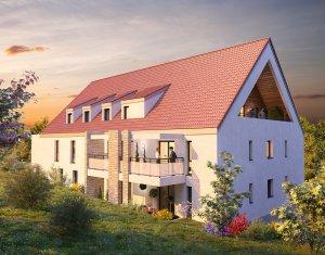Achat / Vente programme immobilier neuf Bischoffsheim proche centre-ville (67870) - Réf. 631