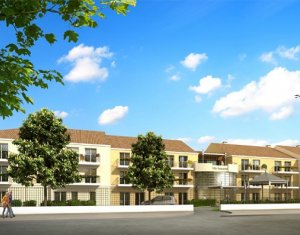 Achat / Vente programme immobilier neuf Boulay EHPAD proche centre-ville (57220) - Réf. 138