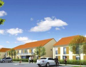 Achat / Vente programme immobilier neuf Bousse centre (57310) - Réf. 70