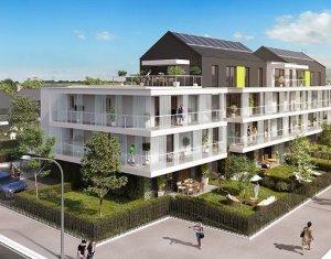 Achat / Vente programme immobilier neuf Brumath à proximité du centre-ville (67170) - Réf. 1221