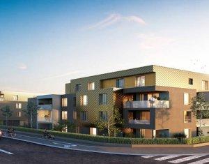 Achat / Vente programme immobilier neuf Brumath proche centre-ville (67170) - Réf. 5714