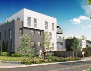 Achat / Vente programme immobilier neuf Brumath proche centre-ville (67170) - Réf. 2161