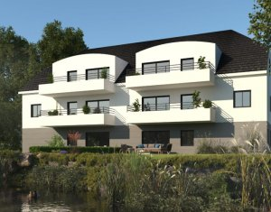 Achat / Vente programme immobilier neuf Brumath proche gare (67170) - Réf. 2154