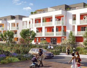 Achat / Vente programme immobilier neuf Brumath proche Gare (67170) - Réf. 2376