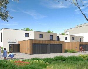 Achat / Vente programme immobilier neuf Brumath ZAC de la Scierie (67170) - Réf. 3068