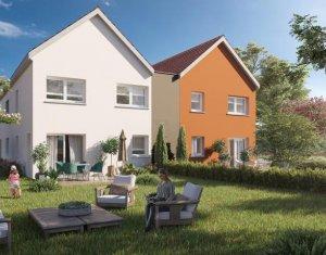 Achat / Vente programme immobilier neuf Burnhaupt-le-Haut à quelques minutes de la ville (68520) - Réf. 5211