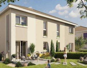 Achat / Vente programme immobilier neuf Cernay proche commodités (68700) - Réf. 4100